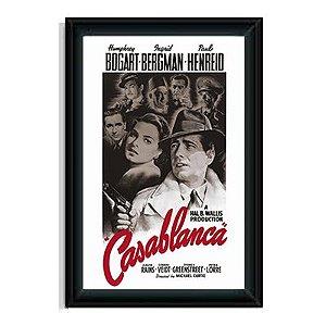 Poster Casablanca (1942)