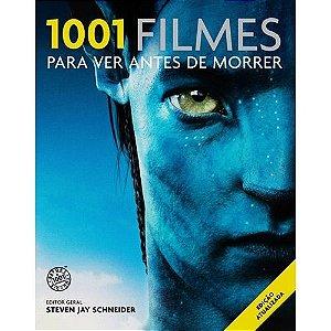 Livro - 1001 Filmes Para Ver Antes de Morrer