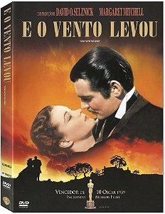 DVD - ...E o Vento Levou (1939)