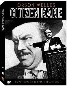 DVD - Cidadão Kane (1941)