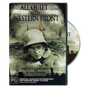 DVD - Sem Novidade no Front (1930)