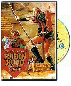 DVD - As Aventuras De Robin Hood (1938)