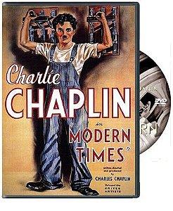 DVD - Tempos Modernos (1936)