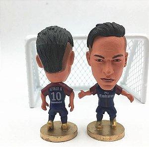 Mini Craque Neymar PSG 02 unidades