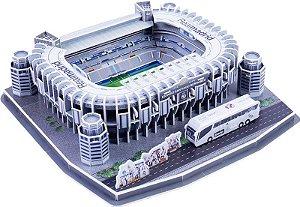 Maquete do Estádio do Real Madrid Santiago Bernabeu