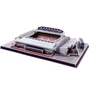 Maquete do Estádio do Liverpool Anfield