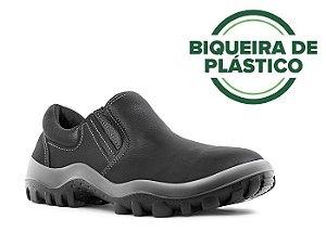 SAPATO DE ELÁSTICO - BIQUEiRA PLÁSTICA