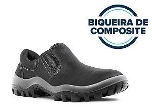SAPATO DE ELÁSTICO - BIQUEIRA DE COMPOSITE