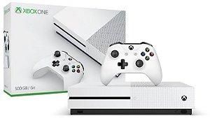 Console Xbox One S 500GB + Controle s/ fio