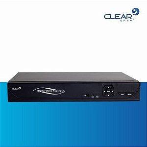 CL NVR 4 Canais 2.0 megapixel Resolução 2.048 x 1.536P, VGA, HDMI, ACESSO 3G, PROTOCOLO ONVIF, COMPRESSÃO H.264