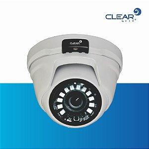 """Câmera Dome 4"""" polegadas AHD - 1080P - 12 LEDs  - 2.0 megapixel - 1080P - infra Red até 25m - lente de 3.6mm - METAL. IP66"""