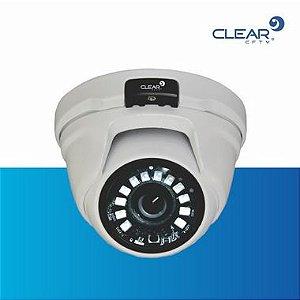 """Dome Metal L12 4x1 1080P 4"""" Câmera Dome AHD - 2.0 megapixel - 1080P FULL HD - infra Red até 20m, lente de 3.6mm - METAL 4 POLEGADAS IP66 LED SMD Tecnologia 4 em 1 (HDCVI,HDTVI,AHD e Analógica)."""