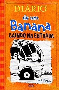 DIÁRIO DE UM BANANA, V.9 - CAINDO NA ESTRADA - KINNEY, JEFF