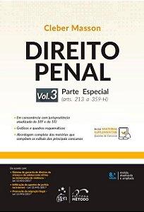 Direito Penal - Parte Especial - Vol. 3 - CLEBER MASSON