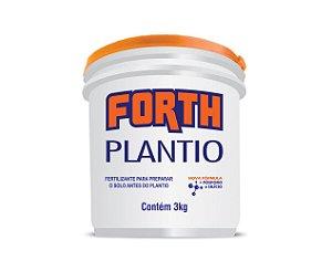 Fertilizante Forth para o Plantio 3 kg