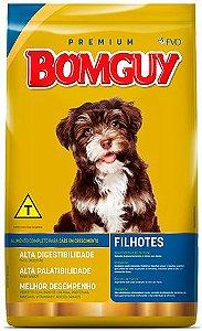 Ração Bomguy Premium Filhotes Sem Corantes