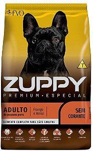 Ração Zuppy Premium Especial Adulto Pequeno Porte