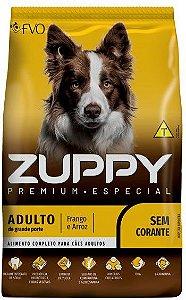 Ração Premium Especial Zuppy Adulto Médio e Grande Sem Corantes 20kg