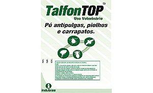 Talfon Top - Pó Antipulgas Piolhos e Carrapatos 1kg