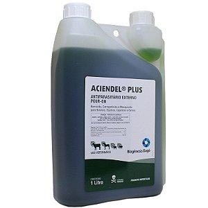 Aciendel Plus Pour-on - Antiparasitário externo pour-on - 1 Litro - Biogénis