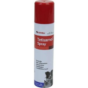 Sarnicida Coveli Tetisarnol em Spray - 125 g