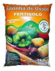 Fertilizante De Farinha De Ossos Para Plantas Fertisolo