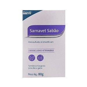 Sabão Sarnavet 80g