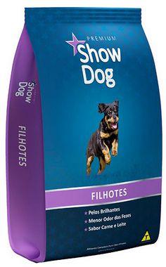 Ração Premium Show Dog Filhotes
