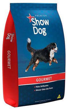 Ração Premium Show Dog Gourmet