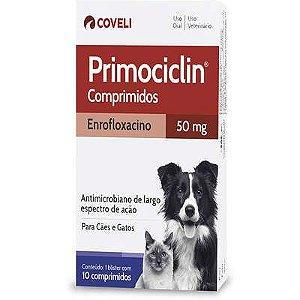 Antimicrobiano Coveli Primociclin para Cães e Gatos