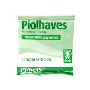 Ectoparasiticida Piolhaves Provets 20gr