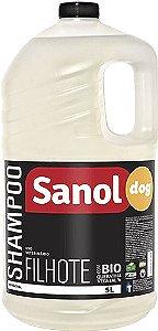 Shampoo Filhote Sanol Dog 5L
