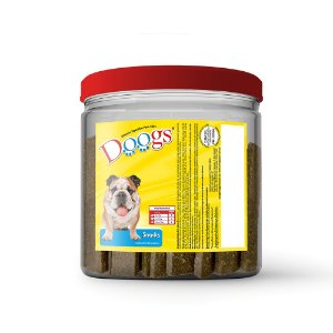 Bifinho Doogs Carne Pote de 1kg