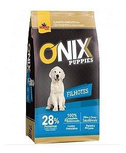 Ração Onix Filhotes 25kg