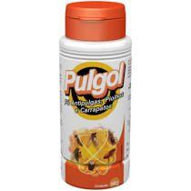 Pulgol Anti Pulgas e Carrapatos Talqueira 100 Gr
