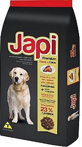 Ração Japi Premium Carne 25kg