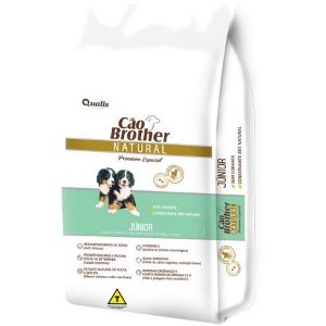 Ração Cão Brother Natural Júnior 15kg
