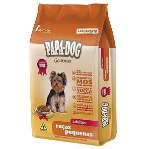 Papa Dog Gourmet Raças Pequenas Adultos