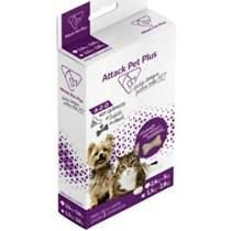 Attack Pet Plus 2,6kg A 5kg Para Cachorros E Gatos suplemento ( Antipulgas E Carrapatos)