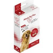 Attack  Pet Plus Cães E Gatos 20,1 A 40 Kg  Suplemento ( Antipulgas E Carrapatos)