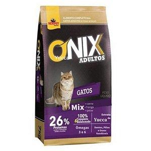 Ração Onix Cat Mix