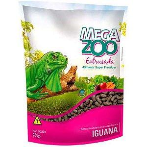Ração Megazoo para Iguana 280Gr