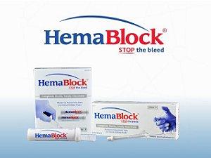 Pó Estanca Sangue Hemablock
