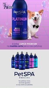 Shampoo PetSPA PlatinumPro 1L