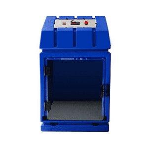 Máquina de Secar Rotomoldada Compacta Minag Azul