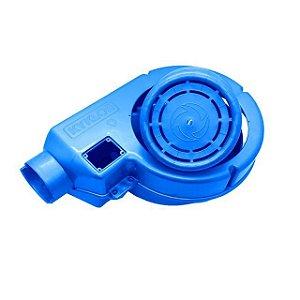 Carcaça Completa Secador 5/7000 Kyklon Azul