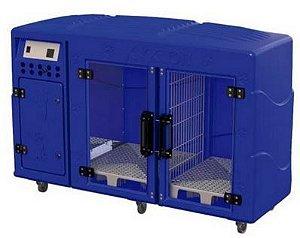 Máquina de Secar Pet Profissional Kyklon Azul