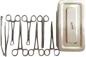 Kit p/ castração c/9 itens - Uau+