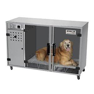Secadora de Inóx Pet Profissional - Kyklon