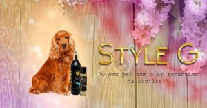 DEO COLONIA STYLE G  - VANITY PET